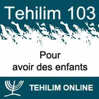 Tehilim 103