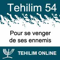Tehilim 54