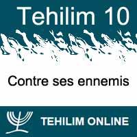 Tehilim 10