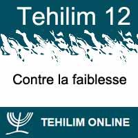 Tehilim 12