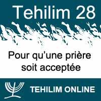 Tehilim 28