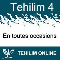 Tehilim 4