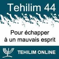 Tehilim 44