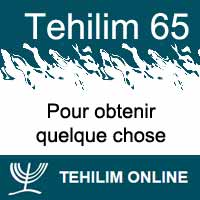 Tehilim 65