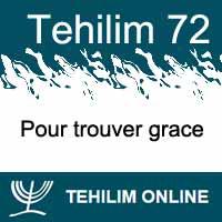 Tehilim 72