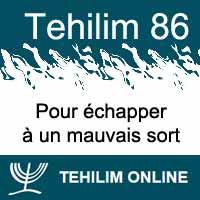 Tehilim 86